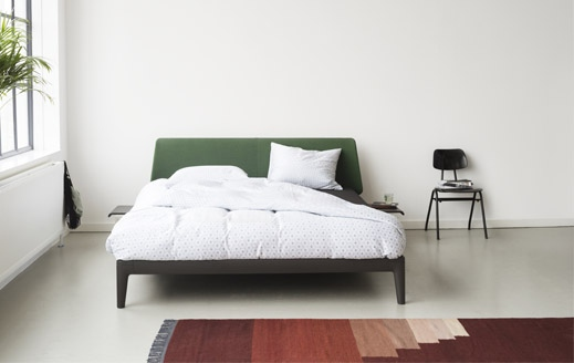 282 4789 Auping bed matras boxspring beddengoed dekbedovertrek beddenbodem vanderlindeinterieur