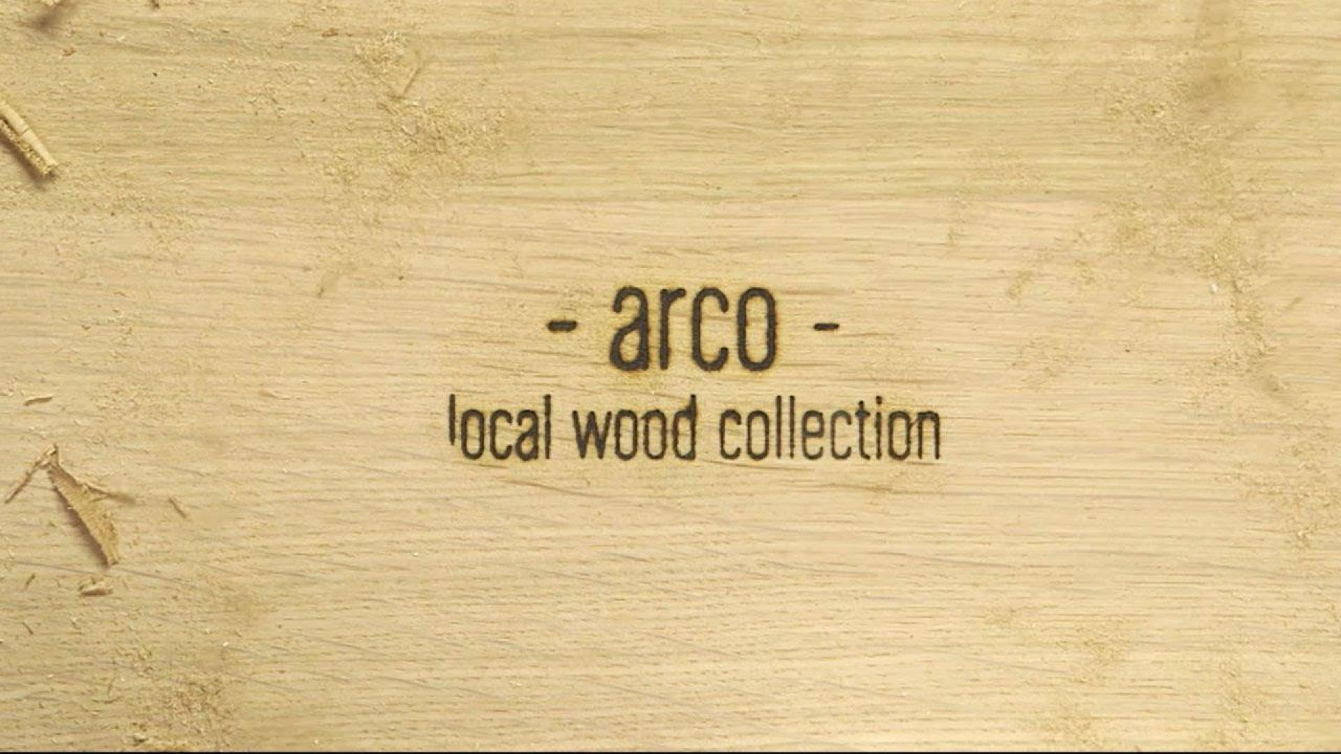 Vanderlindeinterieur_Arco local wood collection